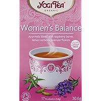 YOGI TEA - Women's Balance, 17 Pieces, 30.6 gm