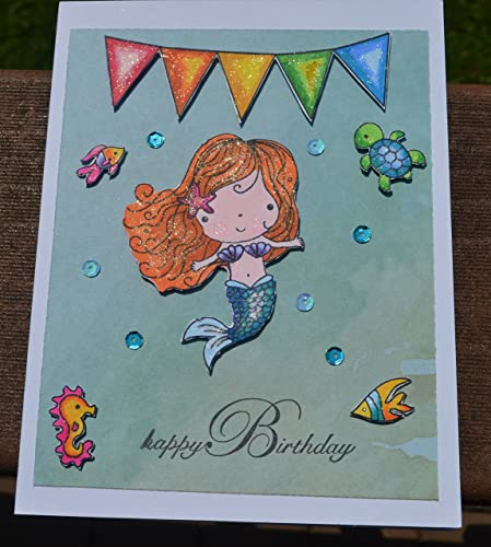 Image Unavailable Not Available For Color Happy Birthday Card Hand Made