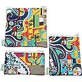 Wegreeco Reusable Snack Bags, (Set of 3) - Odyssey