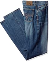 Wrangler Men's Big and Tall 20x No.33 Relaxed Straight-Leg Jean