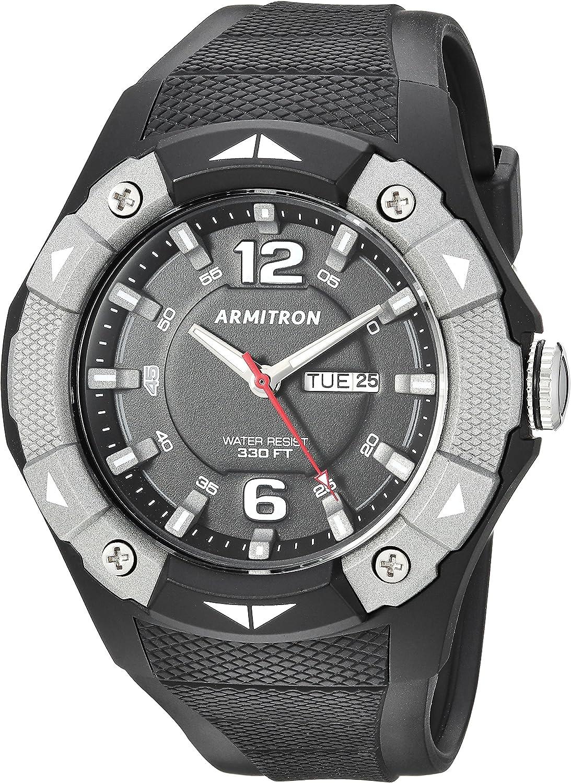 Armitron Sport Men s Day Date Function Resin Strap Watch