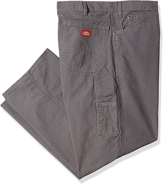 Dickies Men/'s  Relaxed Fit Straight Fit Carpenter Jeans