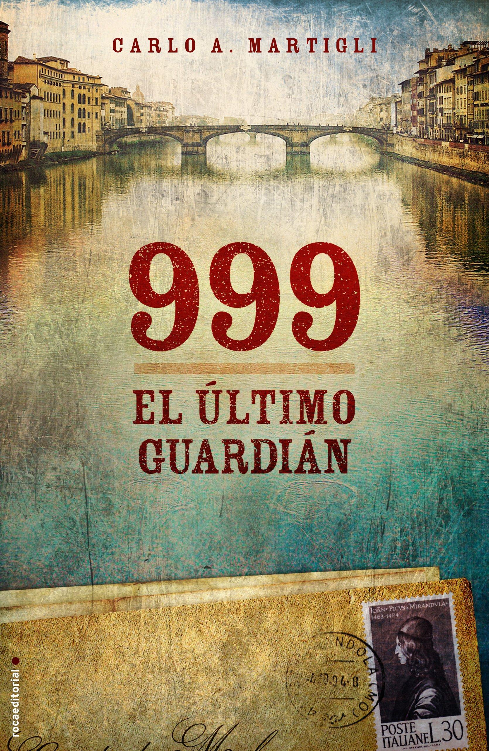 999 El Ultimo Guardian (Misterio (roca)): Amazon.es: Martigli ...