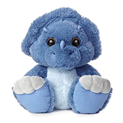 """Aurora - Taddle Toes - 10"""" Toughie Triceratops: Toys & Games"""