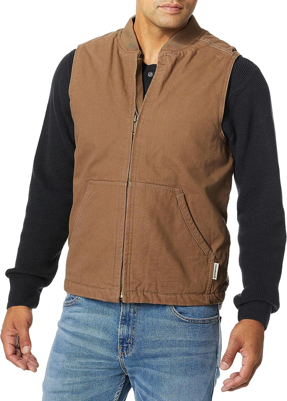 Wolverine Our shop most popular Mens Vest Finley Sale SALE% OFF