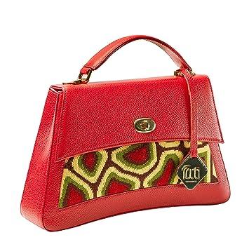0fe7b81207 TATI BODUCH Sac à main pour les femmes, le modèle: Jasper, en cuir ...
