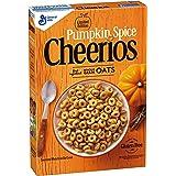 General Mills Pumpkin Spice Cheerios 12oz 2 Count