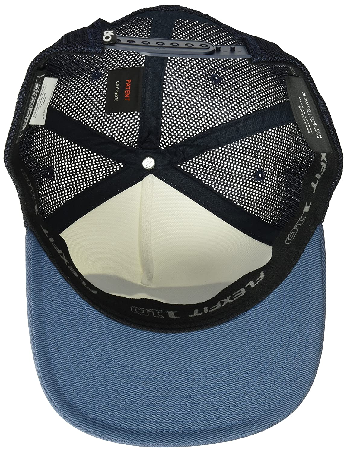 Outdoor Research 264400 Outdoor Research Negative Space Trucker Cap Fatigue 1size