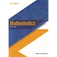 Mathematics for Class 11 by R D Sharma (2018-19 Session)