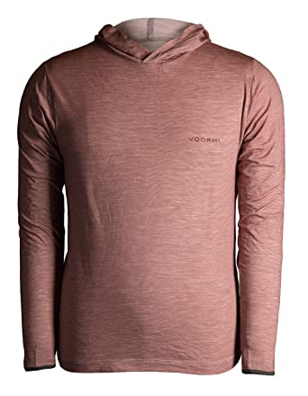 Amazon.com  Men s River Run Hoodie  Clothing 0e3c9f710