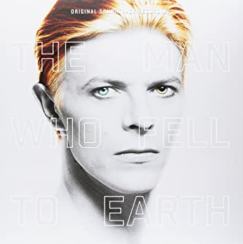 Image result for the man who fell to earth vinyl art