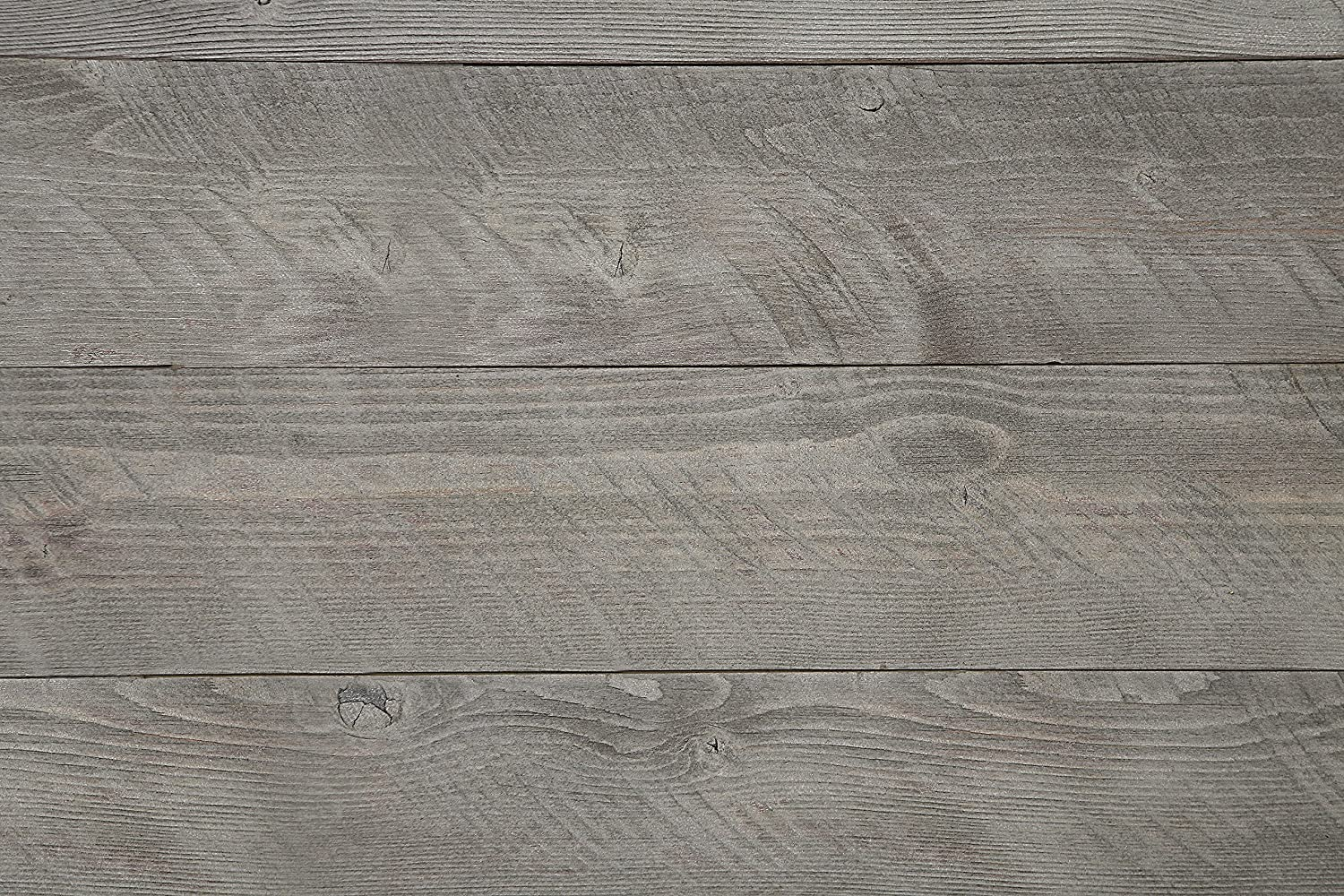 WoodyWalls Self-adhesive, Wood Wall Panels. (19.5 sq. ft. per box) Gray Color woodplunk_20sqf_grey