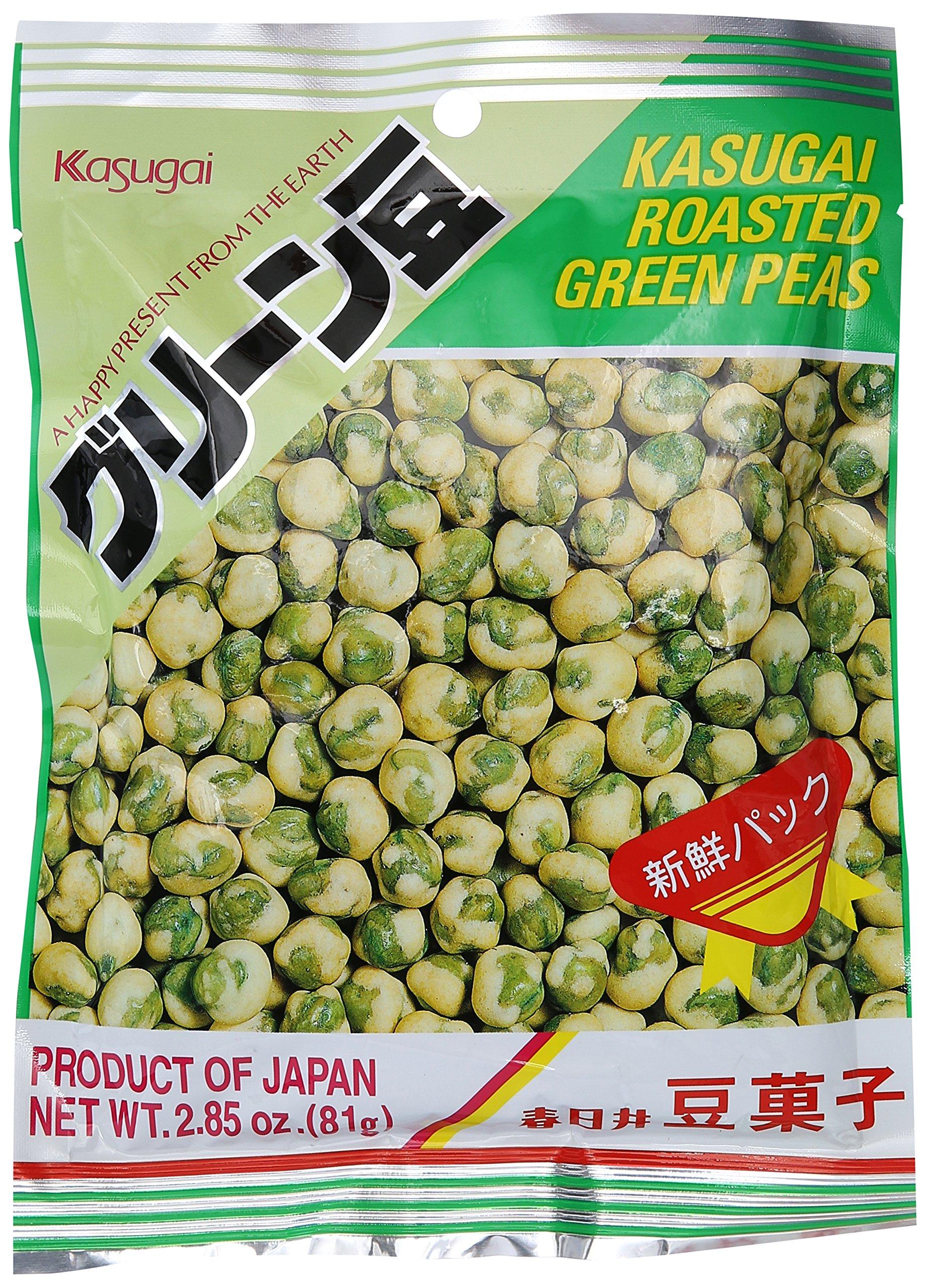 Kasugai Roasted Green Peas by Kasugai
