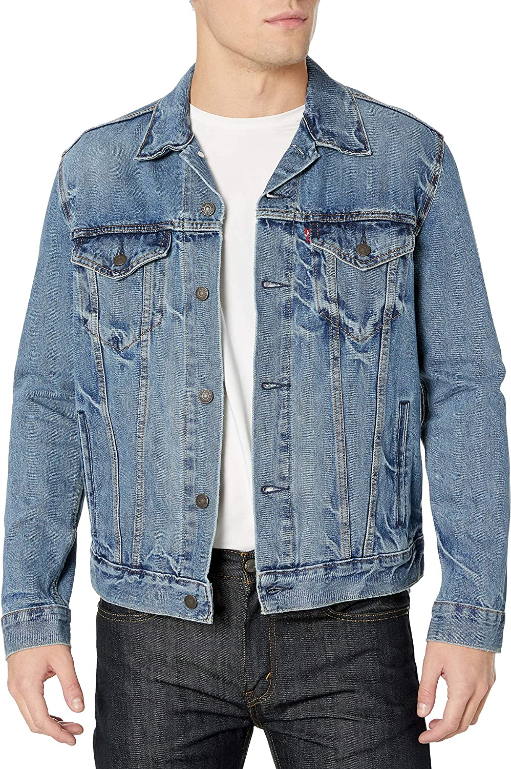 Levi's Trucker Jacket at  Men's Clothing store