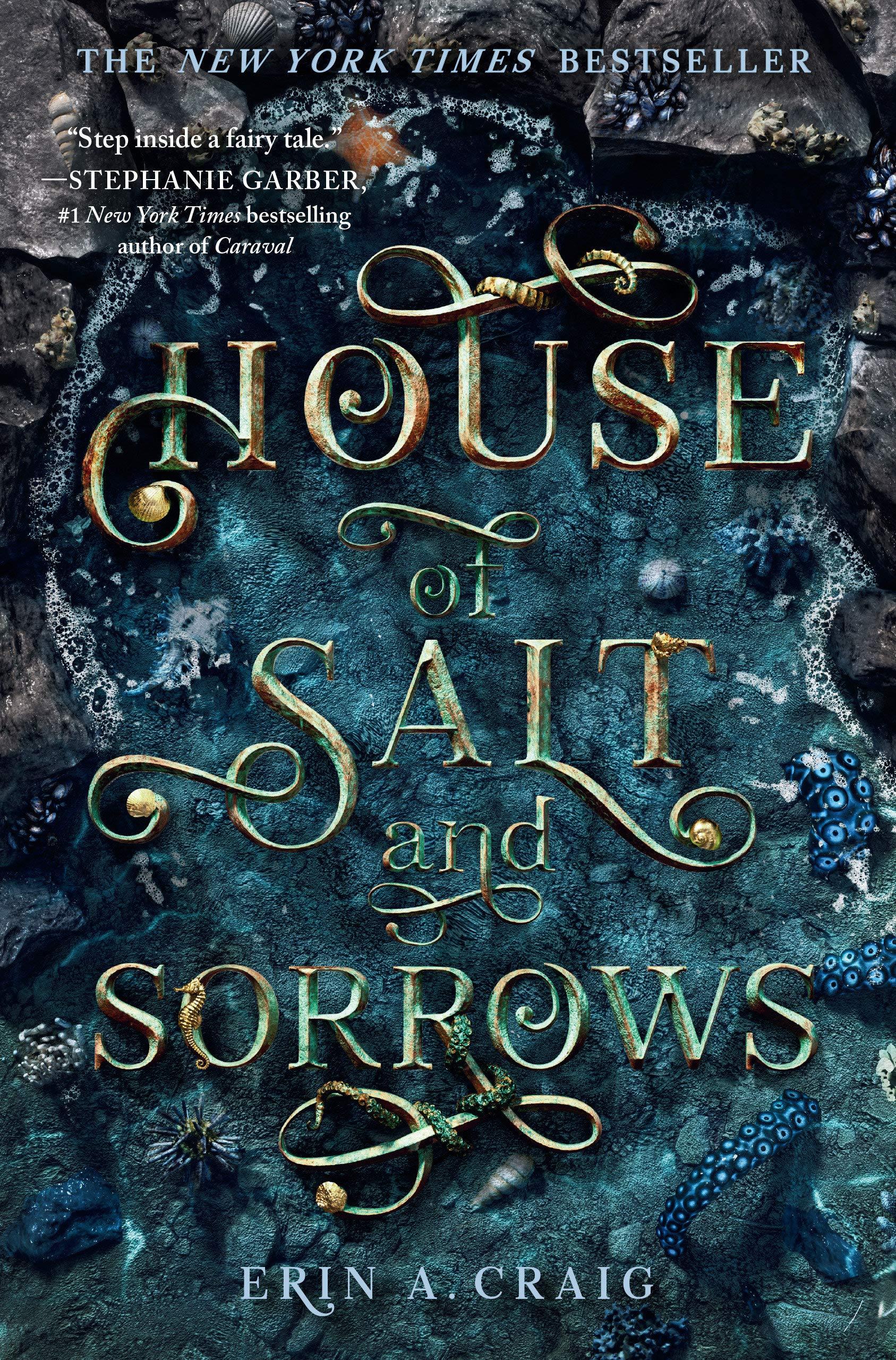 Amazon.com: House of Salt and Sorrows: 9781984831927: Craig, Erin A.: Books