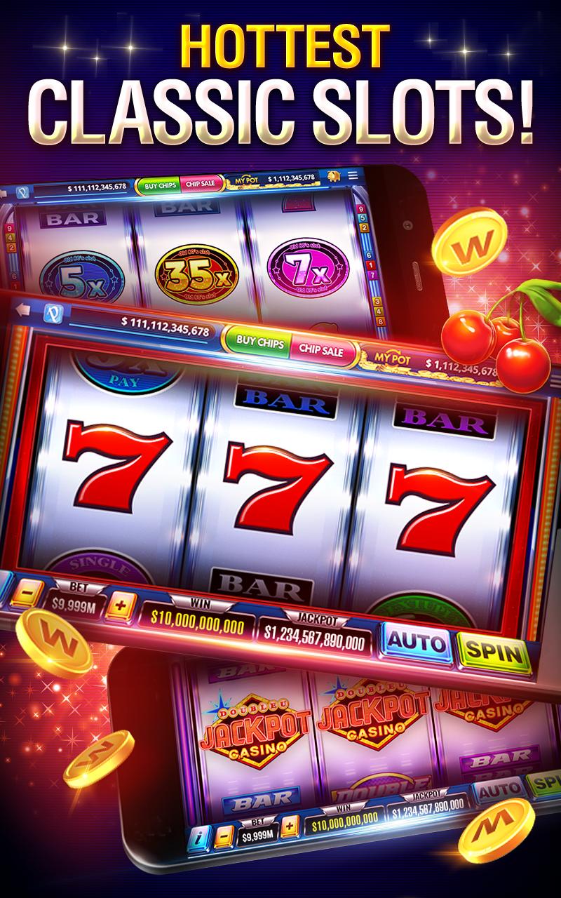 doubleu casino free spin