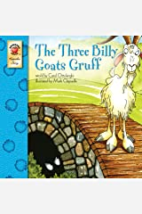 The Three Billy  Goats Gruff (Keepsake Stories) Kindle Edition