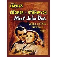 Meet John Doe [Import]