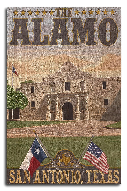 価格は安く アラモMorningシーン x – San Antonio、テキサス 15oz Mug LANT-3P-15OZ-WHT-36437 Sign 10 B073686Y45 10 x 15 Wood Sign 10 x 15 Wood Sign, オンセングン:c127c6ec --- podolsk.rev-pro.ru