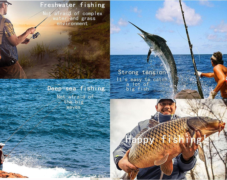 perfk 33m Nylon Fishing Line Super Strong Monofilament Line Casting Fishing