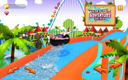 f7f0e59cb583 Amazon.com  Water Slide Real Adventure 3D Ride  Appstore for Android