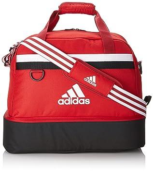 bb3d6f3511243 adidas Sporttasche Tiro Tasche Rot Weiß L  Amazon.de  Sport   Freizeit