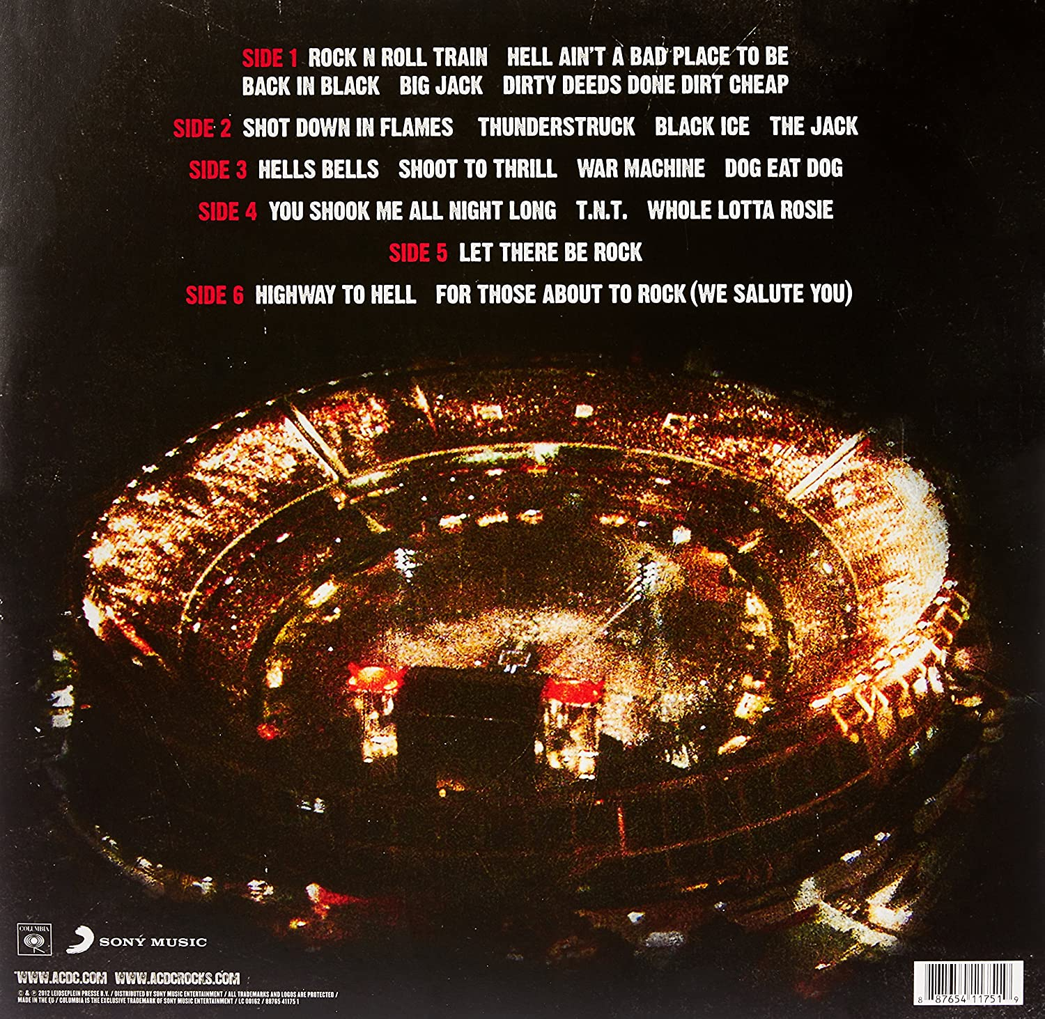Live At River Plate : Ac/Dc: Amazon.es: Música