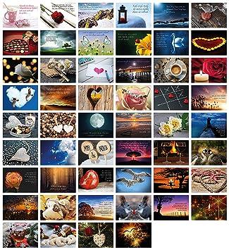 52 Postkarten Fur Hochzeit Postkartenspiel I Hochzeitsspiel Liebe