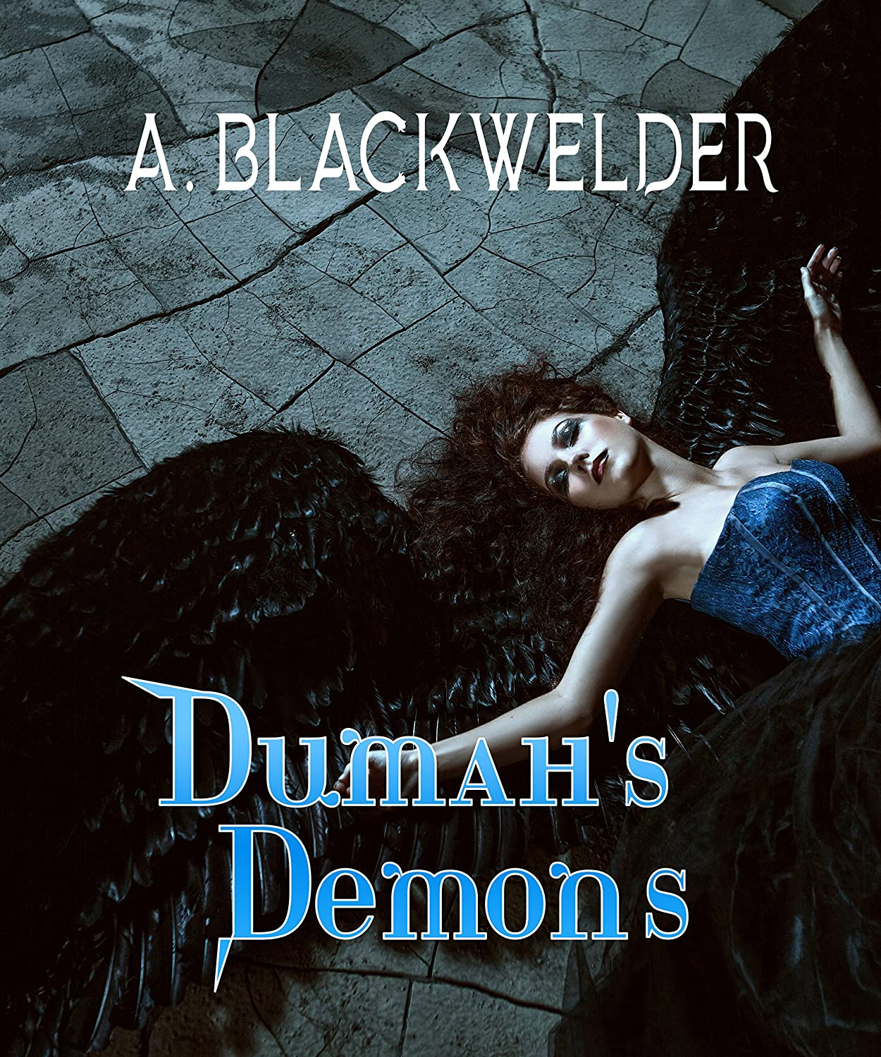 Dumahs Demons (YA Manhattan Urban Angel Suspense) (Hush Hush ...
