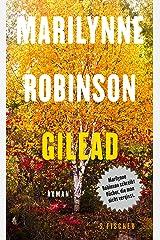 Gilead: Roman (German Edition) Kindle Edition
