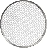 New Star 50684 Commercial Grade Seamless Aluminum Pizza Screen, 14-Inch
