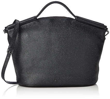 c7251daf74 ECCO Sp 2 Large Doctor's Bag, Black: Handbags: Amazon.com