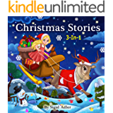 "Children's book"": CHRISTMAS STORIES"" : Preschool Kids Books Collection: 3 IN 1 (Children's Bedtime story picture books Book 2)"