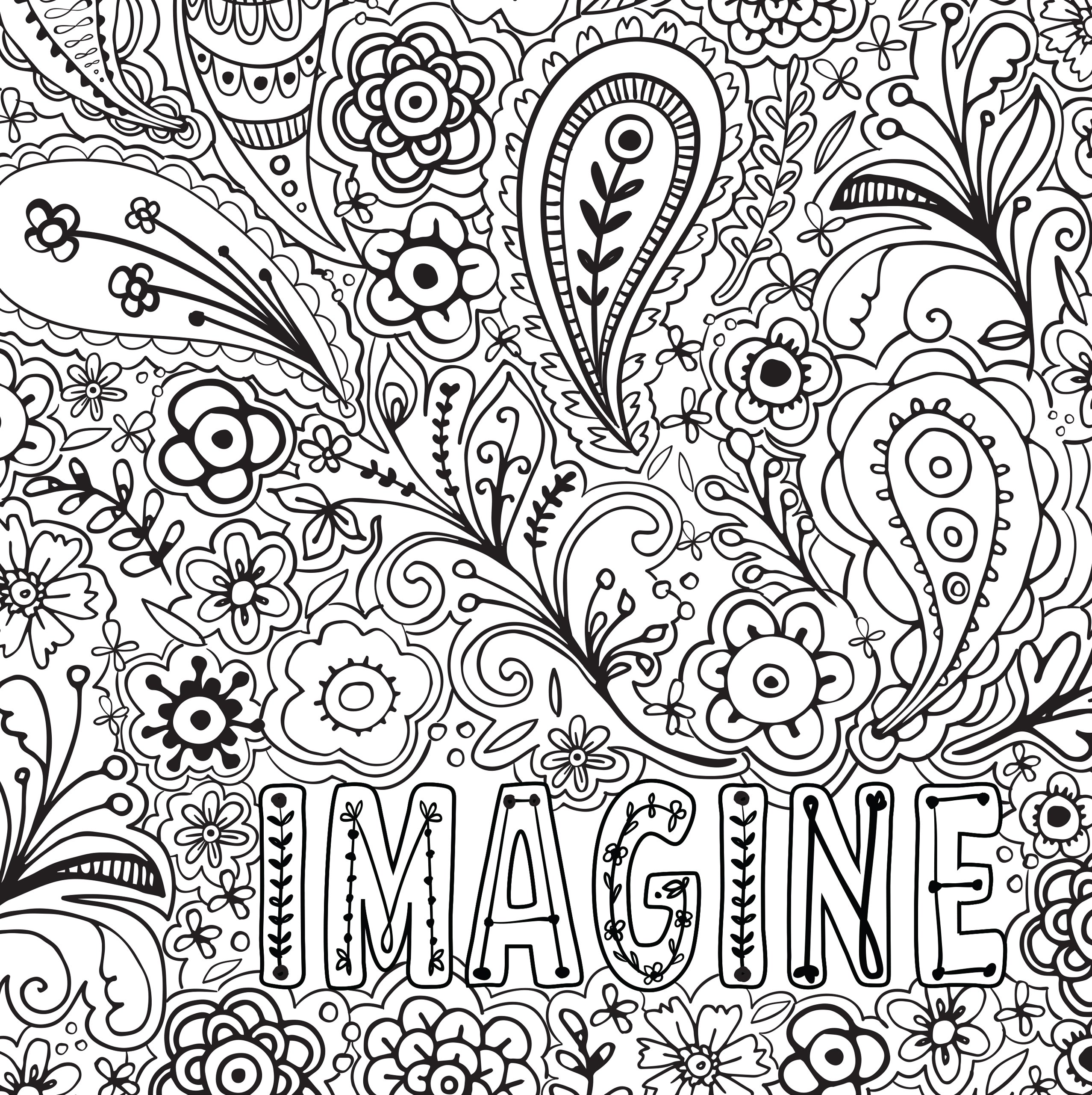 Joyful Inspiration Adult Coloring Book (31 stress-relieving designs ...