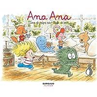 Ana Ana - tome 8 - Coup de peigne pour Touffe de poils