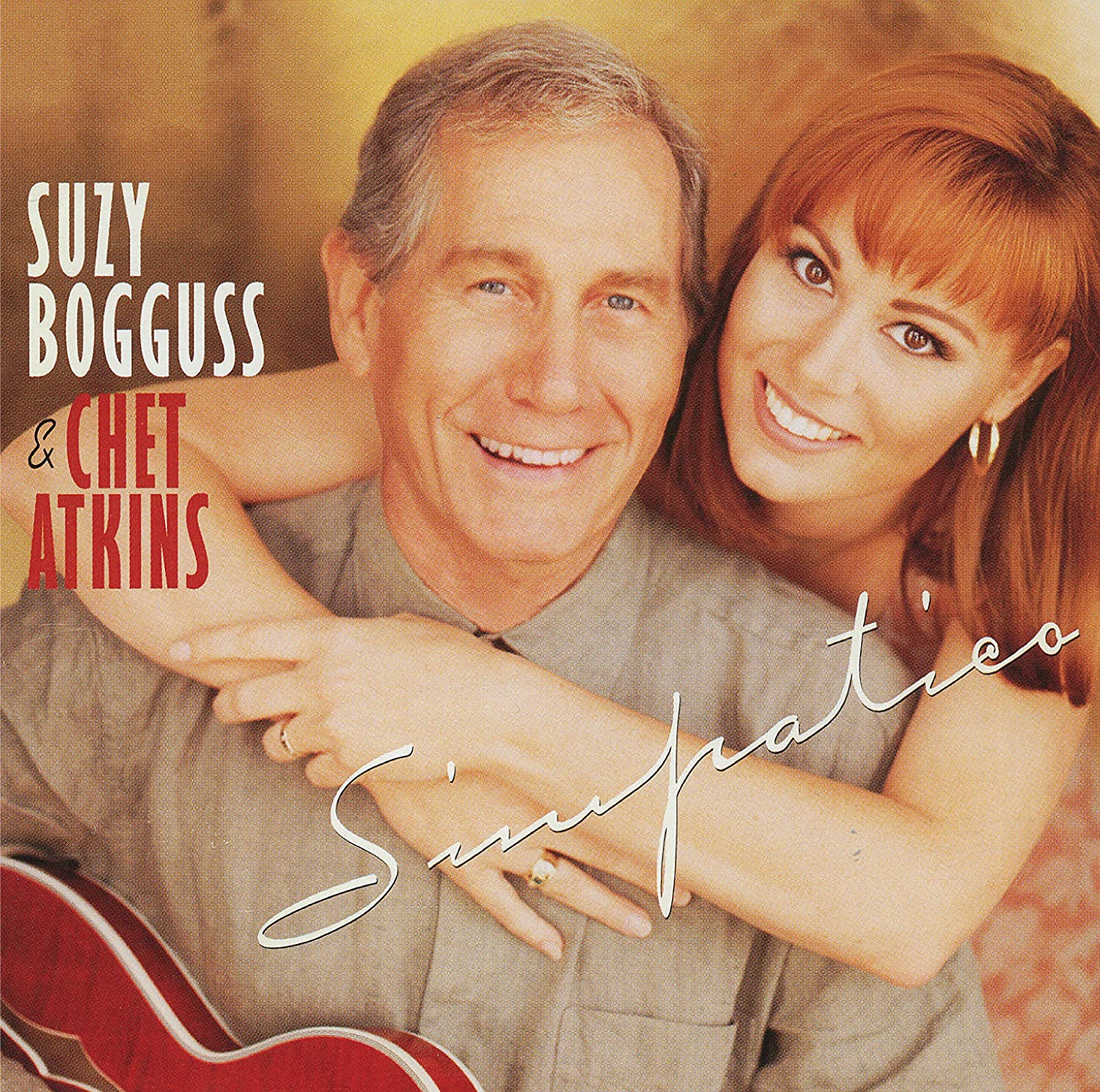 BOGGUSS, SUZY / ATKINS, CHET - Suzy Bogguss and Chet Atkins: Simpatico -  Amazon.com Music