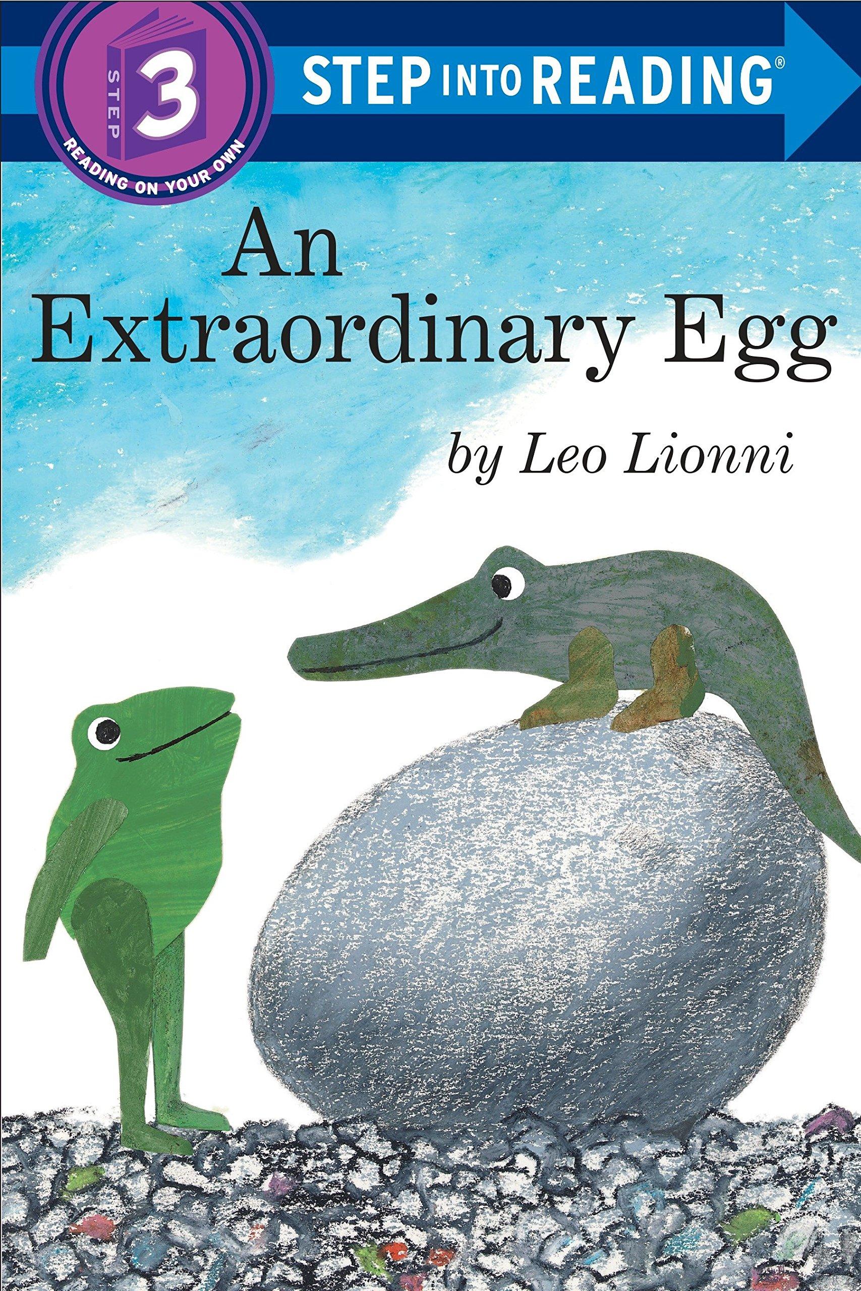 An Extraordinary Egg (Step into Reading) ebook