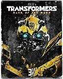 トランスフォーマー/ダークサイド・ムーン スチールブック仕様ブルーレイ(数量限定) [Blu-ray]
