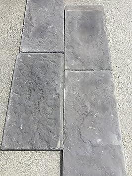 Suelo de cemento, medidas 60 x 30 cm