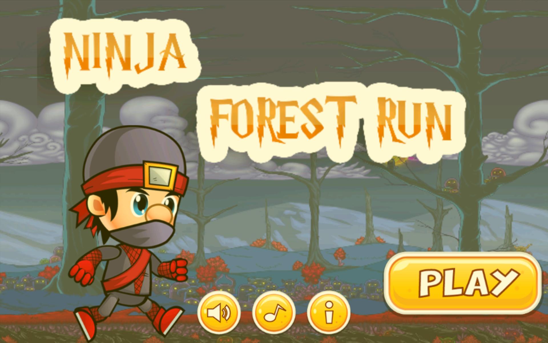 Ninja Forest Run: Amazon.es: Appstore para Android