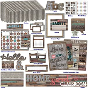 Teacher Created Resources Home Sweet Classroom Kit (32403)