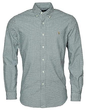 f1084dce Polo Ralph Lauren Men's Classic Fit Soft Cotton Oxford Sport Shirt at  Amazon Men's Clothing store: