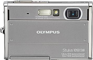 Amazon.com: Olympus Stylus 1050sw 10.1 MP cámara digital con ...