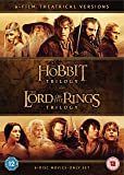 Hobbit Trilogy/The Lord Of The Rings Trilogy (6 Dvd) [2016]