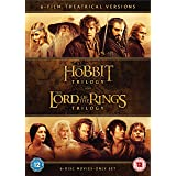 Middle Earth - Six Film Theatrical Version