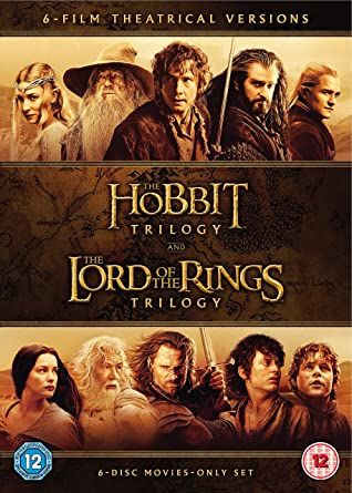 Amazon com: Hobbit Trilogy/The Lord Of The Rings Trilogy (6