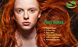 400 Grams 100% Pure & Natural Henna Powder For Hair Dye - Red Henna Hair Color, Best Red Henna For Hair - The Henna Guys