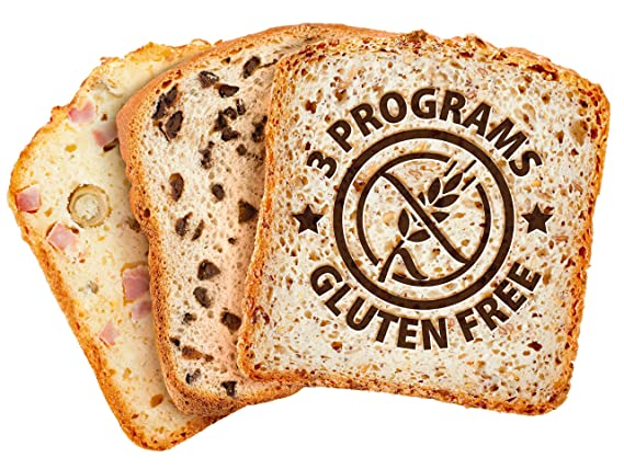 Moulinex OW311E10 Nutribread - Máquina para hacer pan, color negro y metal: Amazon.es: Hogar