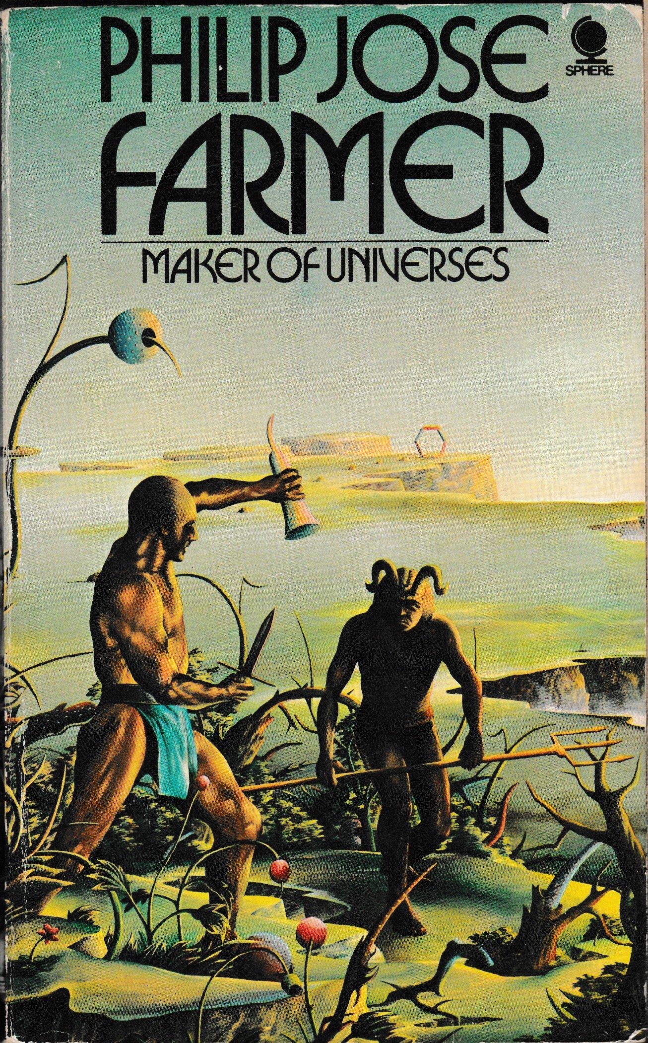 """Billedresultat for P J Farmer the maker of universes"""""""