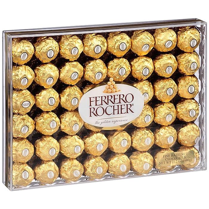 Top 10 Ferrero Rocher Food